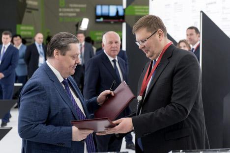 ОАО «Промышленные технологии» и АО «Объединенная двигателестроительная корпорация» подписали меморандум о сотрудничестве